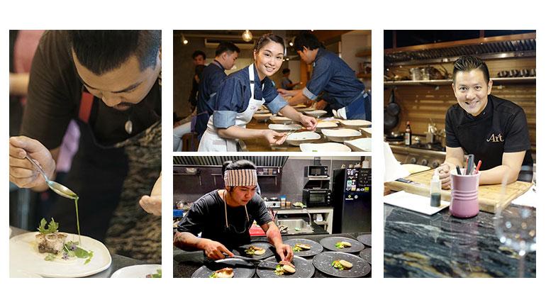 เปิดครัวชวนชิมเมนูสุดพิเศษในงาน EM Culinary Experiences