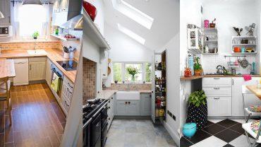 10 แบบห้องครัวเล็กสำหรับทาวน์เฮาส์และคอนโด
