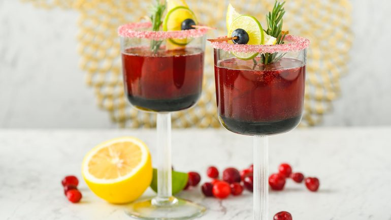 Cranberry-Punch