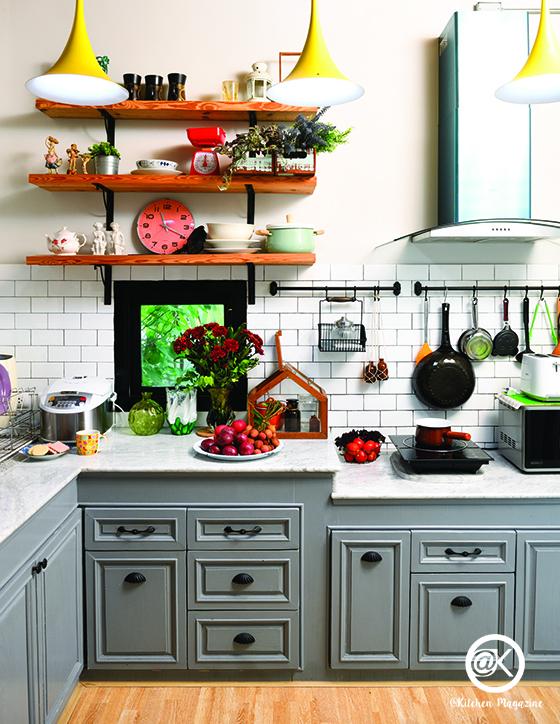 DIY kitchen1