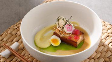 ชาชูเมง อาหารญี่ปุ่นสไตล์ฝรั่งเศส