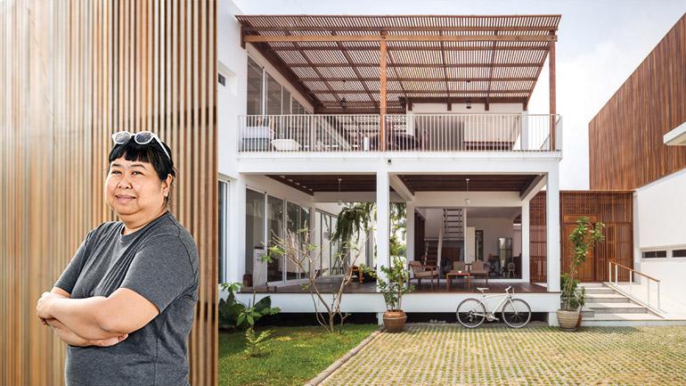 พูดคุยกับคุณปฐมา หรุ่นรักวิทย์ สถาปัตยกรรมและการออกแบบอย่างมีส่วนร่วม