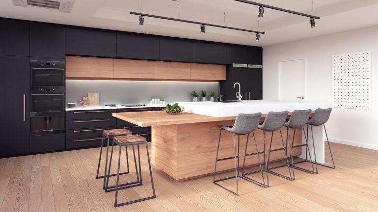 รวม 5 ไอเดียตู้แขวนหลากสไตล์ เพิ่มเสน่ห์ง่ายๆ ให้ห้องครัว
