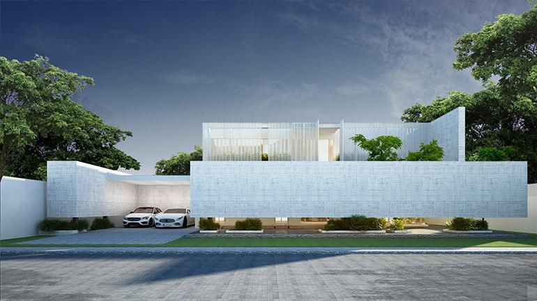 One and a half Architects กับงานออกแบบที่เรียบง่ายและเป็นตัวเอง