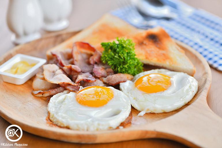Breeze Breakfast– 109 Baht