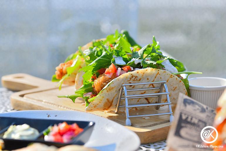 Soft Shell Fish Tacos – 189 Baht